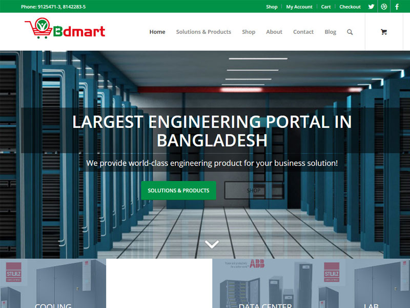 Bdmart-Professional-Website-Design