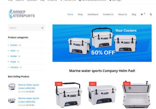 Mariner-Water-Sports-Web-Design