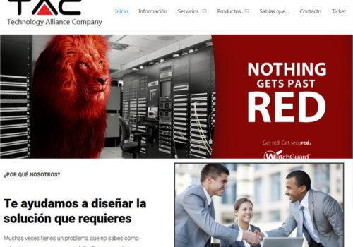 TAC-Technology-Alliance-Company-Web-Design