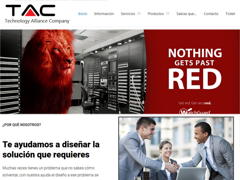 TAC-Technology-Alliance-Company-Web-Design