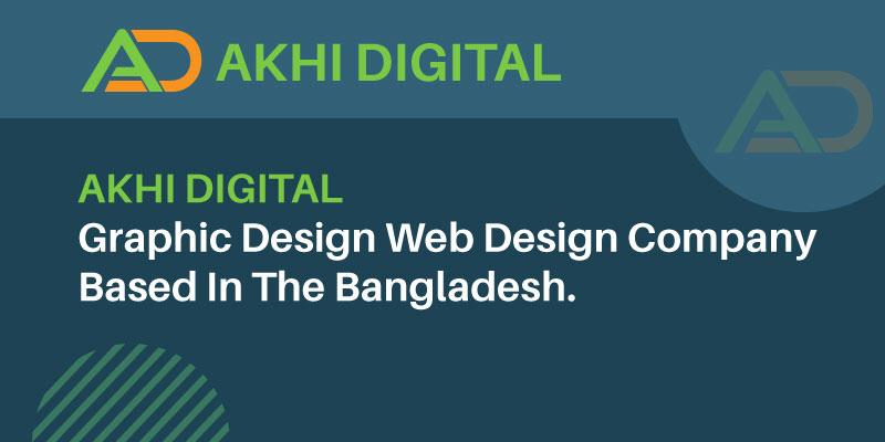 Graphic Design Web Design Company Based In The Bangladesh